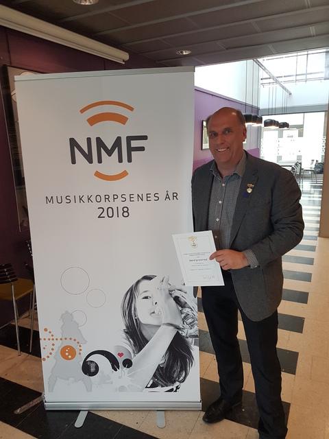 Nordby i fokus på Regionstinget til NMF Øst