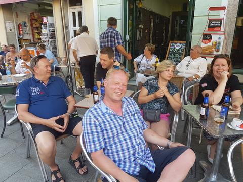 Sommertur under spansk sol: En heiagjeng fra Nordby.