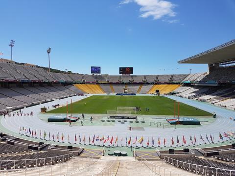 Spania del 2: OL stadionen fra 1992