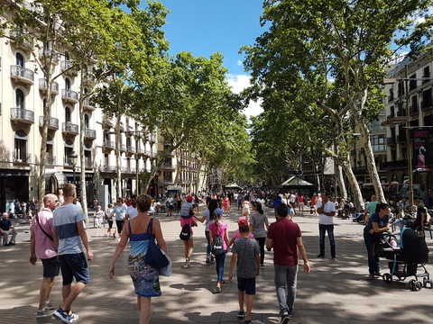 Spania del 2: La Rambla