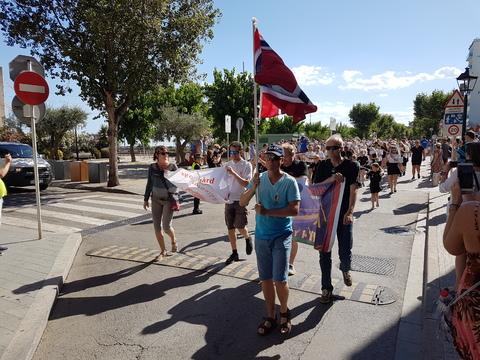 Spania del 2: Da er Oppegård/Nordby i gang