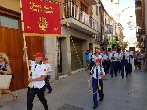 Spania del 2: Nesodden var også representert i Calella