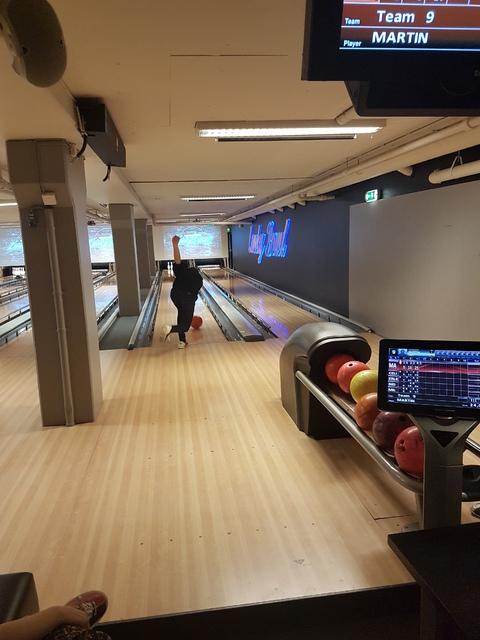 Velfortjent bowlingkveld