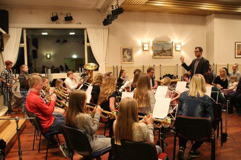 Vellykket Vårkonsert på Liahøi