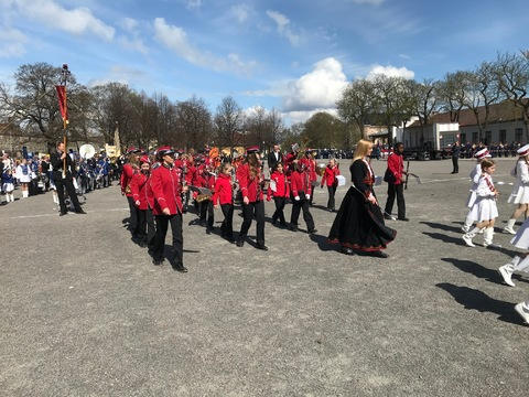 Flott og vellykket Jubileumsparade i Oslo