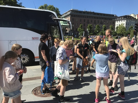 Tusen takk for en kjempefin korpstur!: Andre som også skal se på Bergen