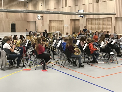 Kjendis-seminar på Solberg: Terping på detaljer er viktig for at det skal bli en bra konsert