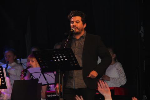 Vel gjennomført Kjendiskonsert: Årets kjendis Chris Medina