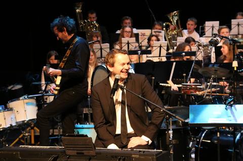 Bilder fra Kjendiskonserten