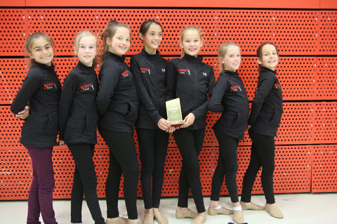 Drilljentene ble Norgesmestere