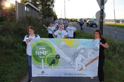 Konsert på Nordby Eldresenter