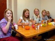 Bilder fra Slora 27-28/8: Enda mer godteri.....