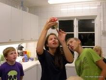 Bilder fra Slora 27-28/8: Hvor mange er det her mon tro.....?