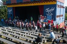 Fryd åpnet TusenFryd-stevnet 2011