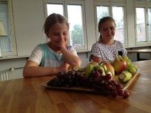Vi inntok Gøteborg: Litt sunn mat må vi også ha!